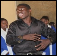 The Lumwana CanEducate Scholarship Inspires Talent: The Story of Chrispin Mpongolwanyi