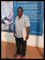 Mussa Ibingo, Mwendakulima School, Executive Officer, Kahama, Tanzania